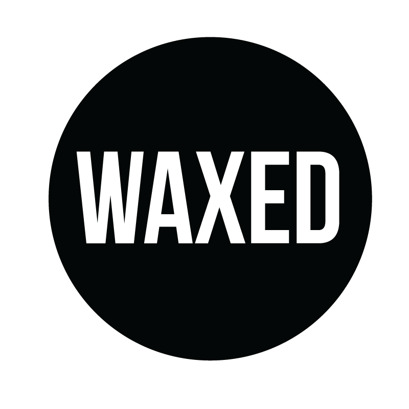 WAXED BAR Retina Logo